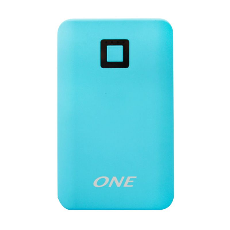 ONE 840c Biru Powerbank [8400MAH]
