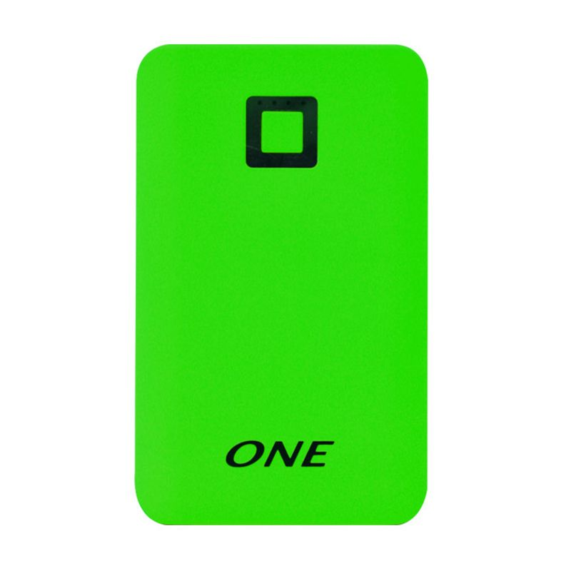 ONE 840c Hijau Powerbank [8400MAH]