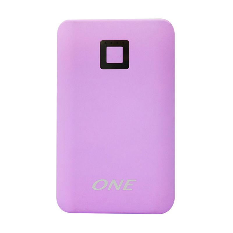 ONE 840c Ungu Powerbank [8400MAH]