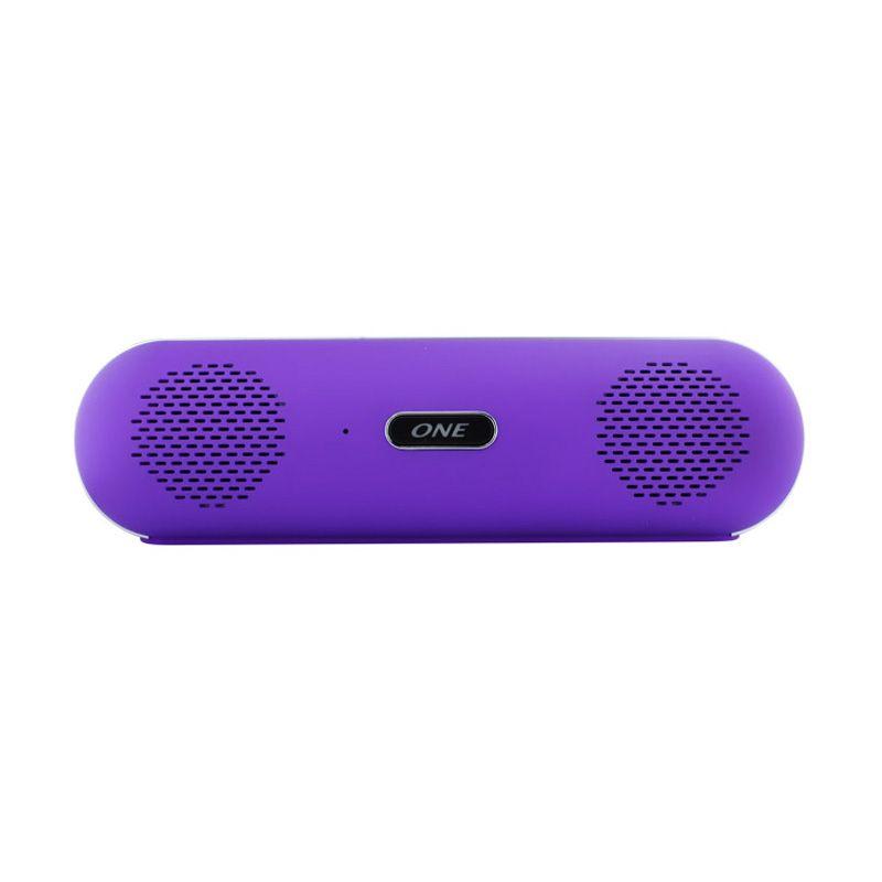 ONE Sonorite Big Ungu Speaker Bluetooth