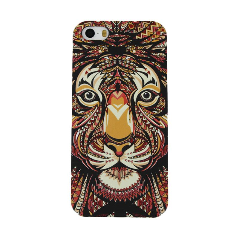 Migun Jungle Case Tiger Casing for iPhone 5 or 5s