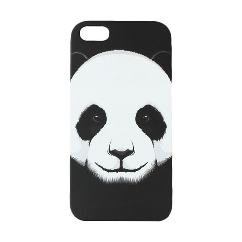Migun Safari Night Panda Black Casing for iPhone 5 or iPhone 5s
