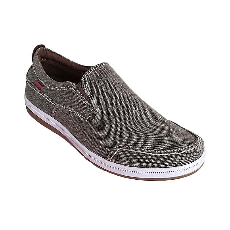 Mikado PE 01 Brown Sepatu Pria