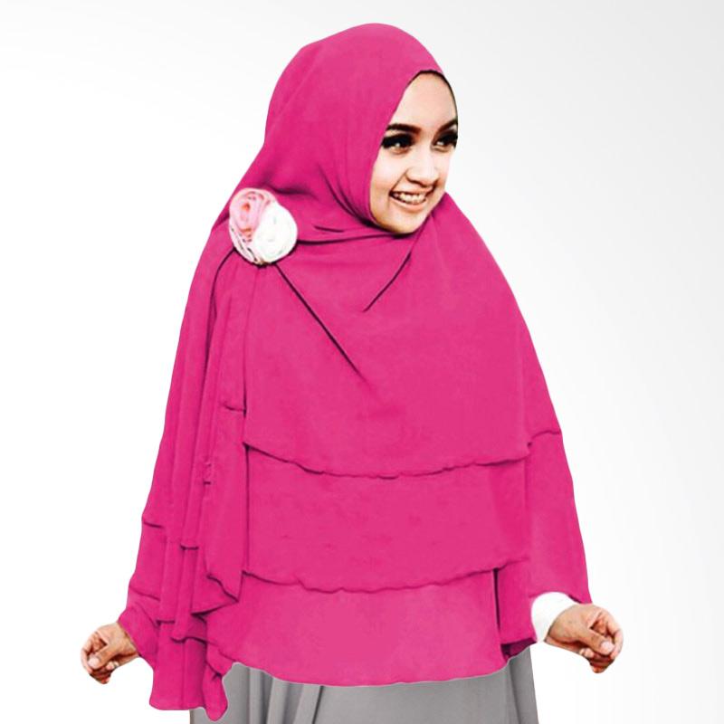 Milyarda Hijab 3 Layer Khimar - Fanta