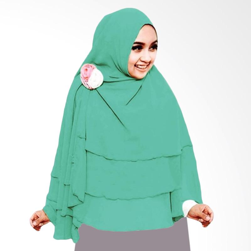 Milyarda Hijab 3 Layer Khimar - Tosca