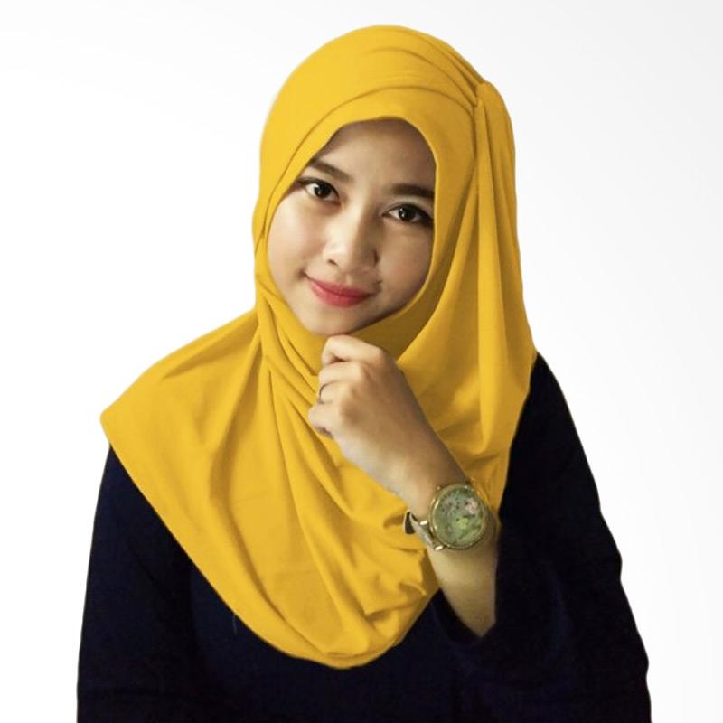 Milyarda Hijab Alesya - Kuning