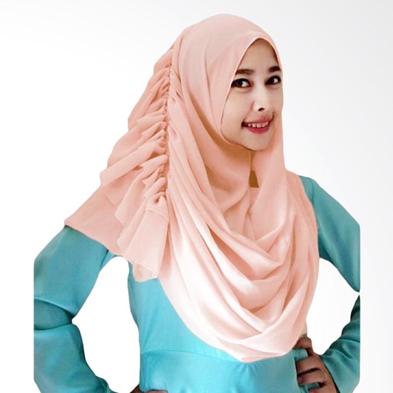 Milyarda Hijab Cassanova - Peach