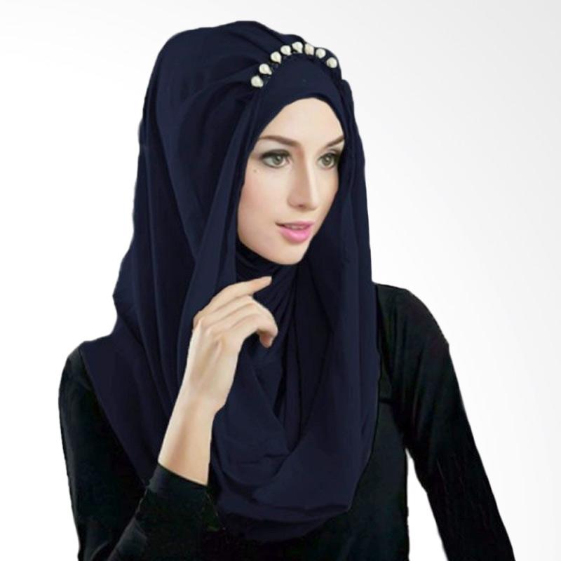 Milyarda Hijab Deeja Prealy - Biru Dongker