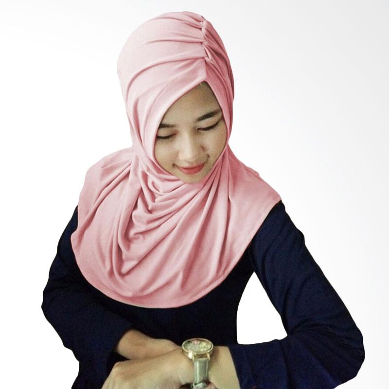 Milyarda Hijab Medira - Dusty Pink