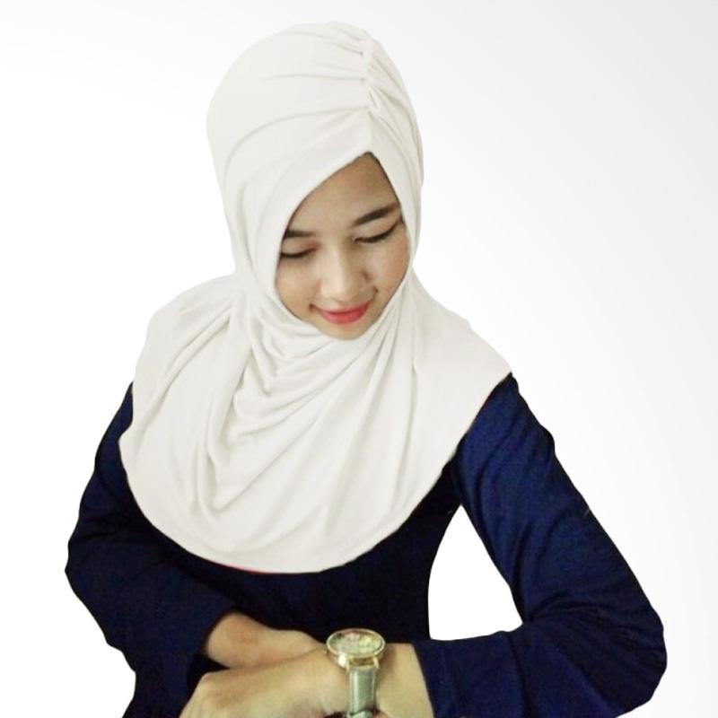 Milyarda Hijab Medira - Putih
