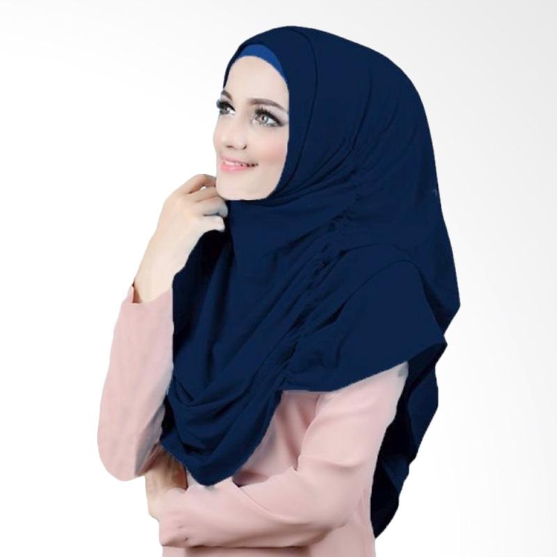 Milyarda Hijab Narinda Kerudung - Biru Dongker