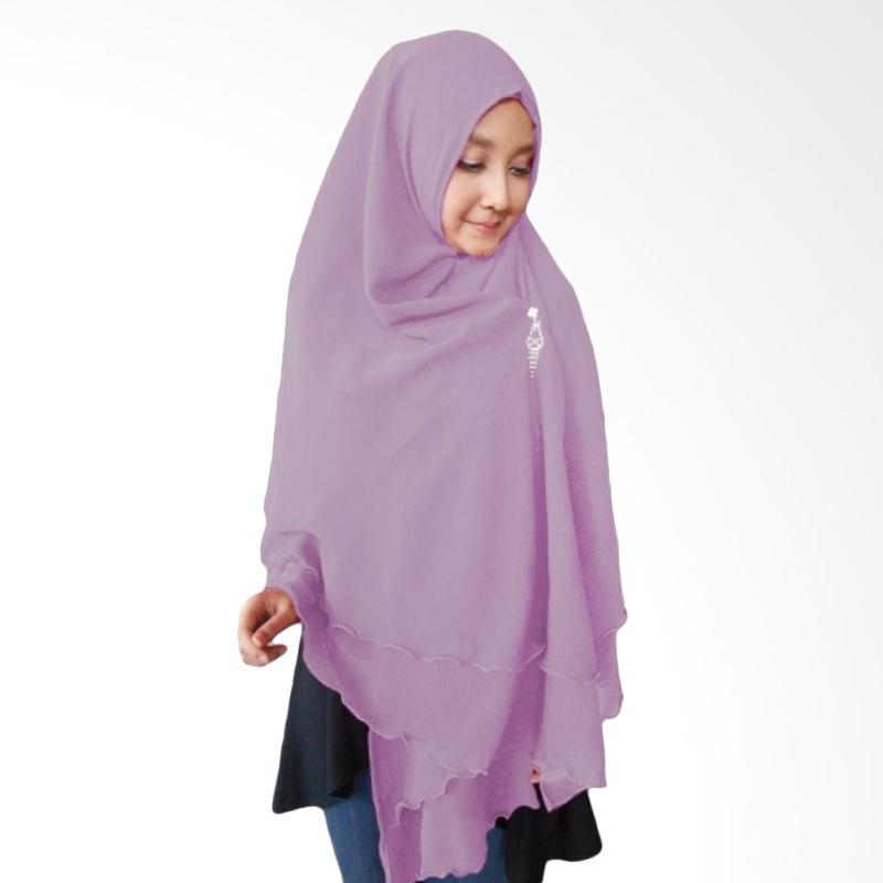 Milyarda Hijab Oki Panjang Kerudung Syar'i - Lavender