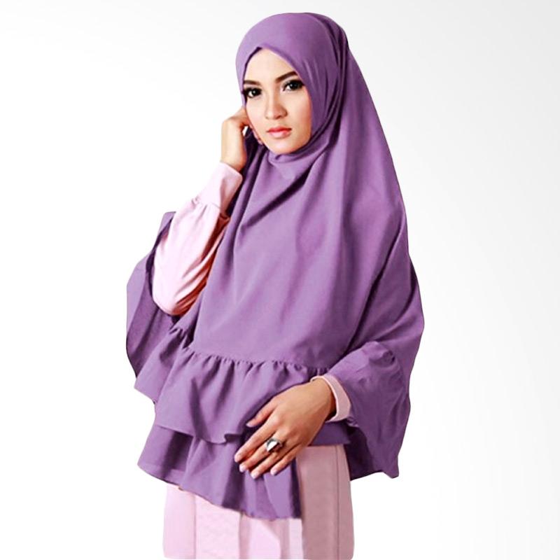 Milyarda Hijab Taj Mahal Kerudung Syar'i - Lavender