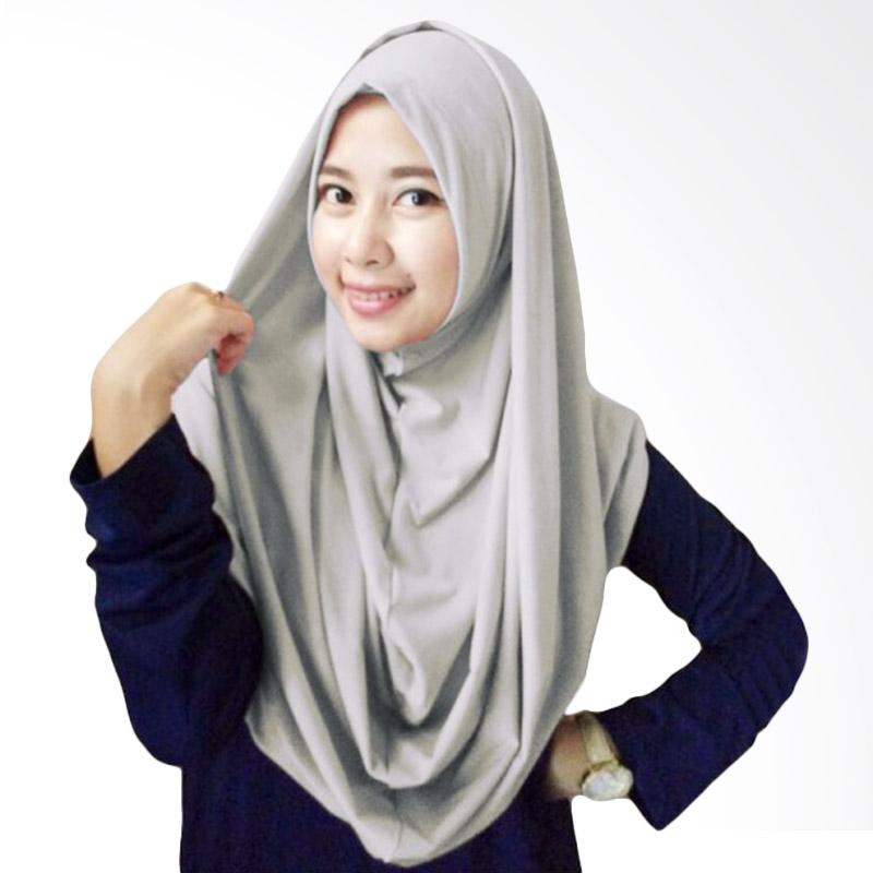 Milyarda Long Syria Hijab - Abu abu