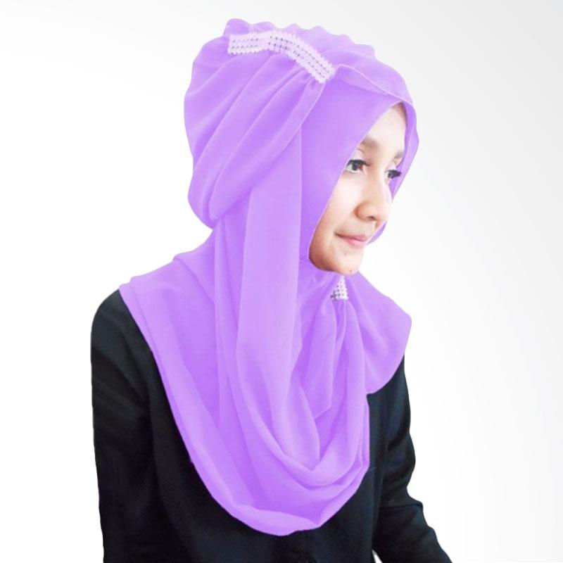 Milyarda Ring Hijab - Lavender
