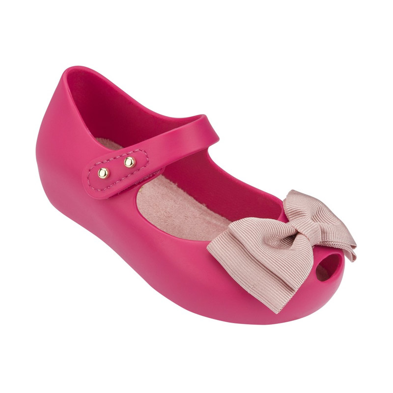 harga Mini Melissa Ultragirl Sweet Sp BB Pink Sepatu Anak Perempuan Blibli.com