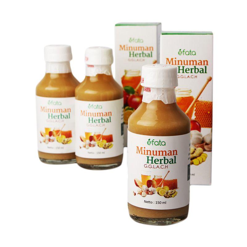 Efata Jantung Sehat Minuman Herbal [150 mL]
