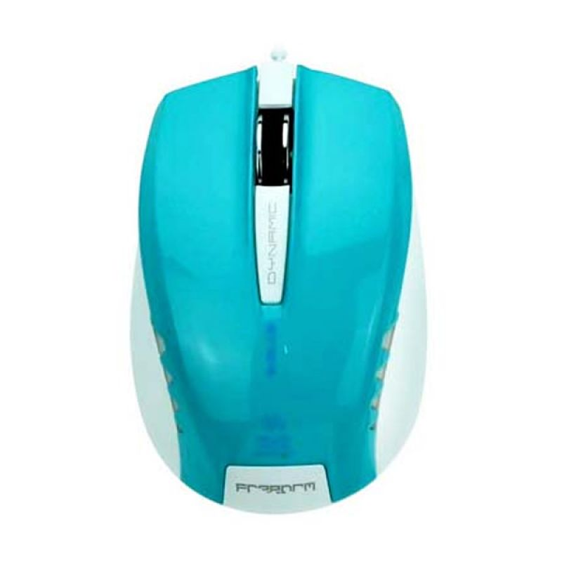 E-Blue Dynamic Biru Optical Mouse