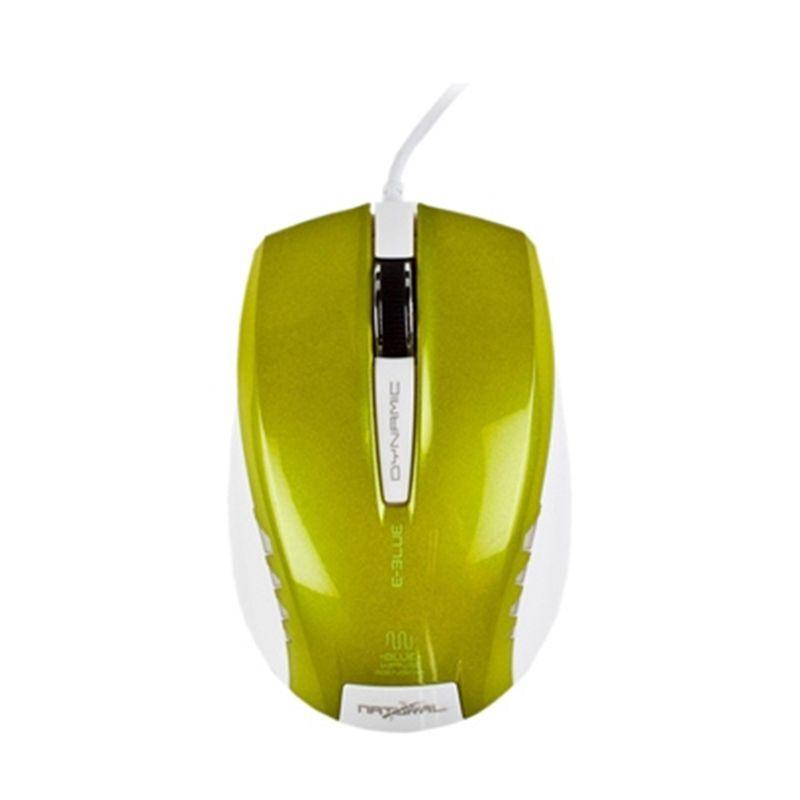 E-BLUE Dynamic Hijau Optical Mouse