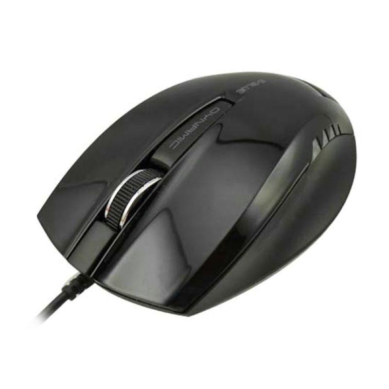 E-Blue Dynamic Hitam Optical Mouse