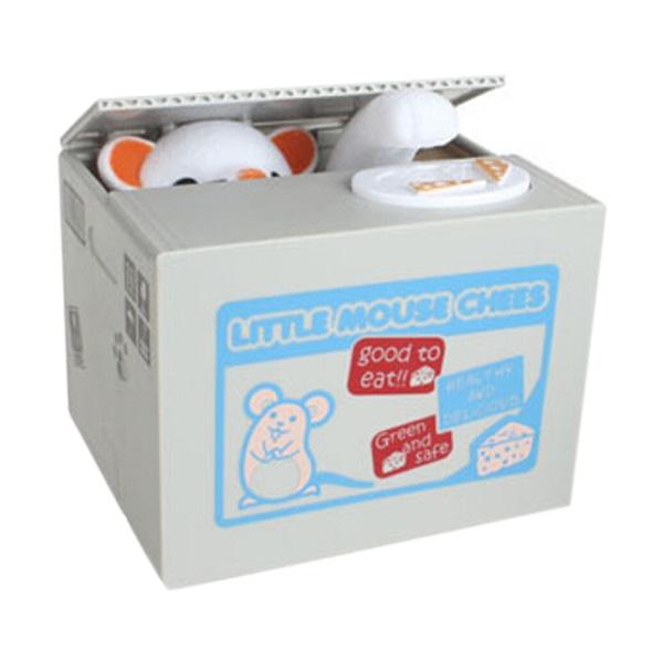 Mischief Saving Box Celengan Tikus