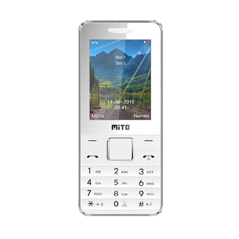 Mito 125 Handphone - Putih