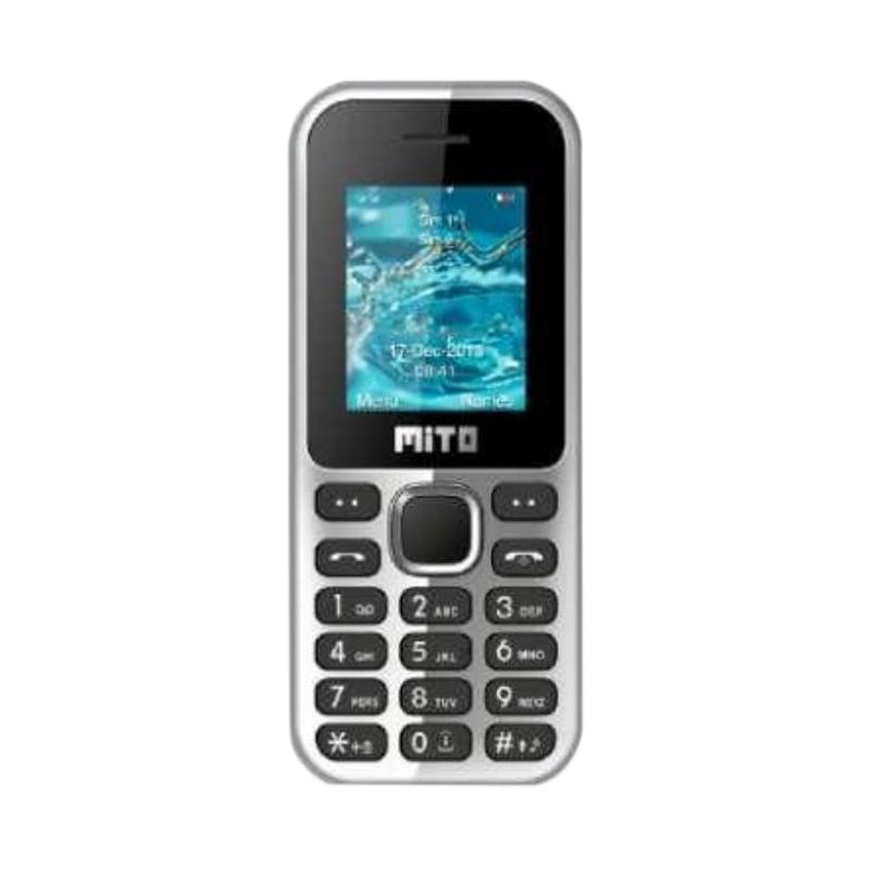 Mito 131 Handphone - Putih