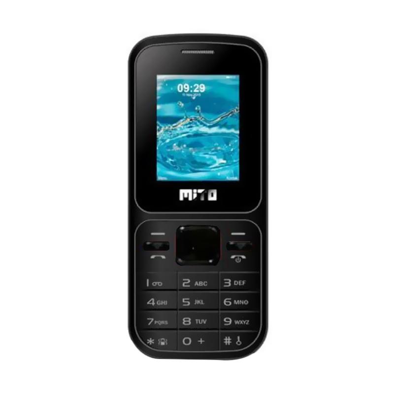 Mito 135 Handphone - Hitam