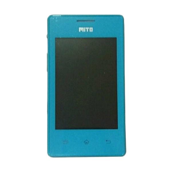 Mito 680 Handphone - Biru
