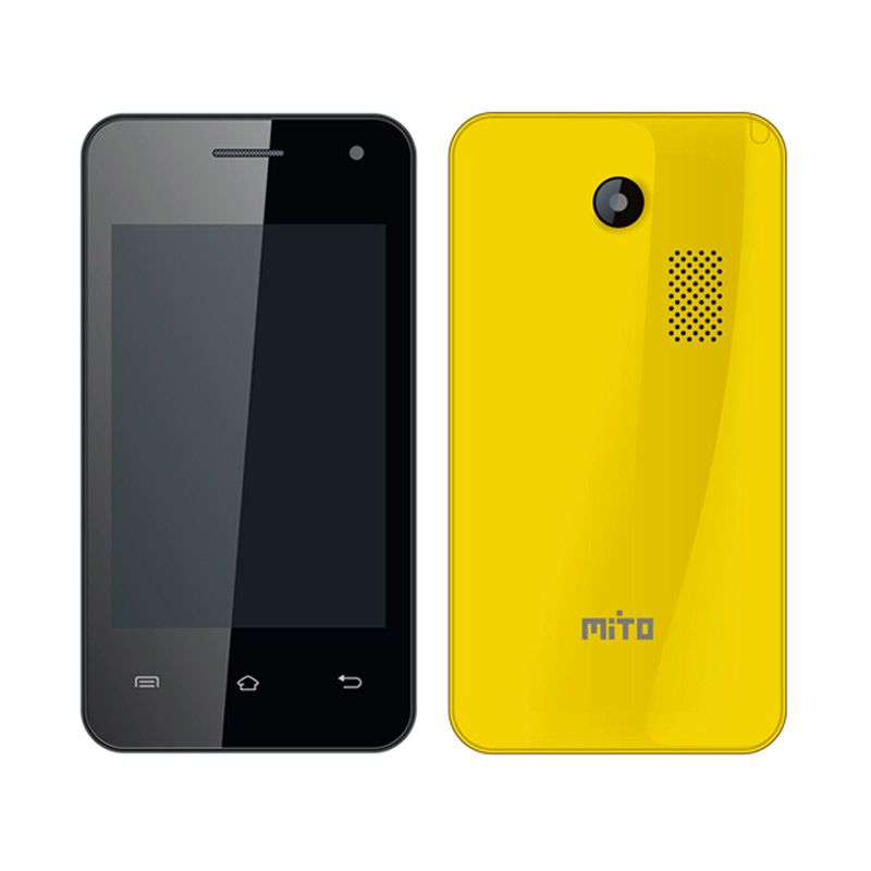 Mito A210 Dual Core Yellow