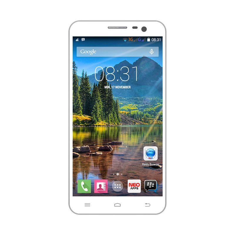 Mito A30 Fantasy Note White Smartphone