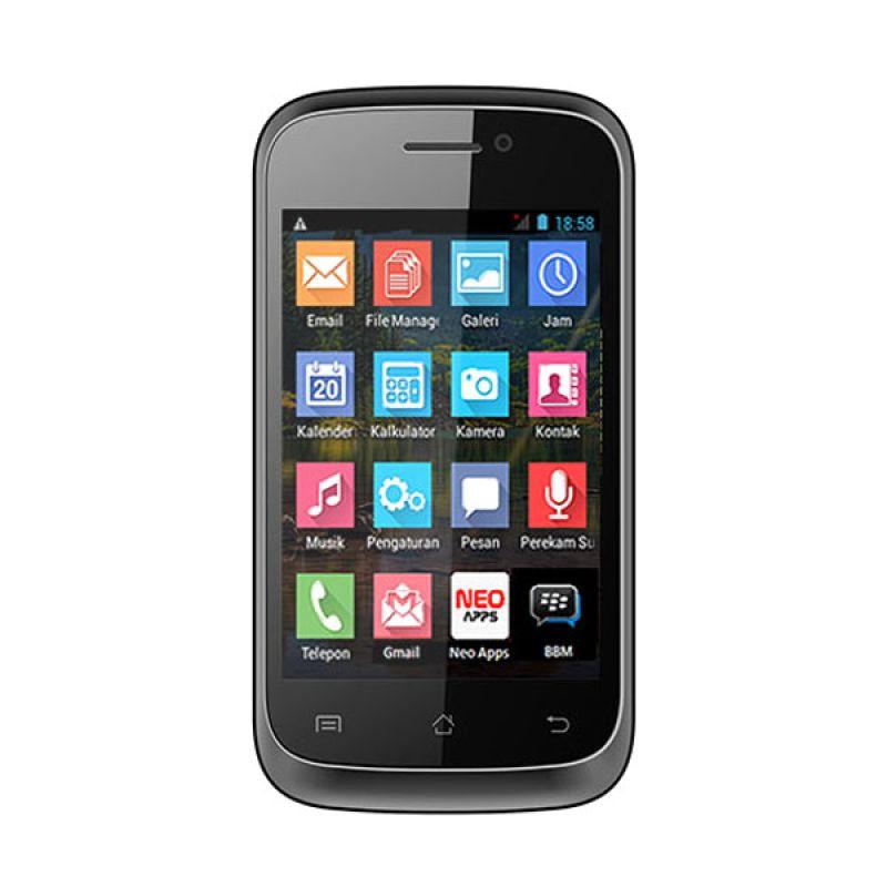 Mito A313 Fantasy Lite Black Smartphone