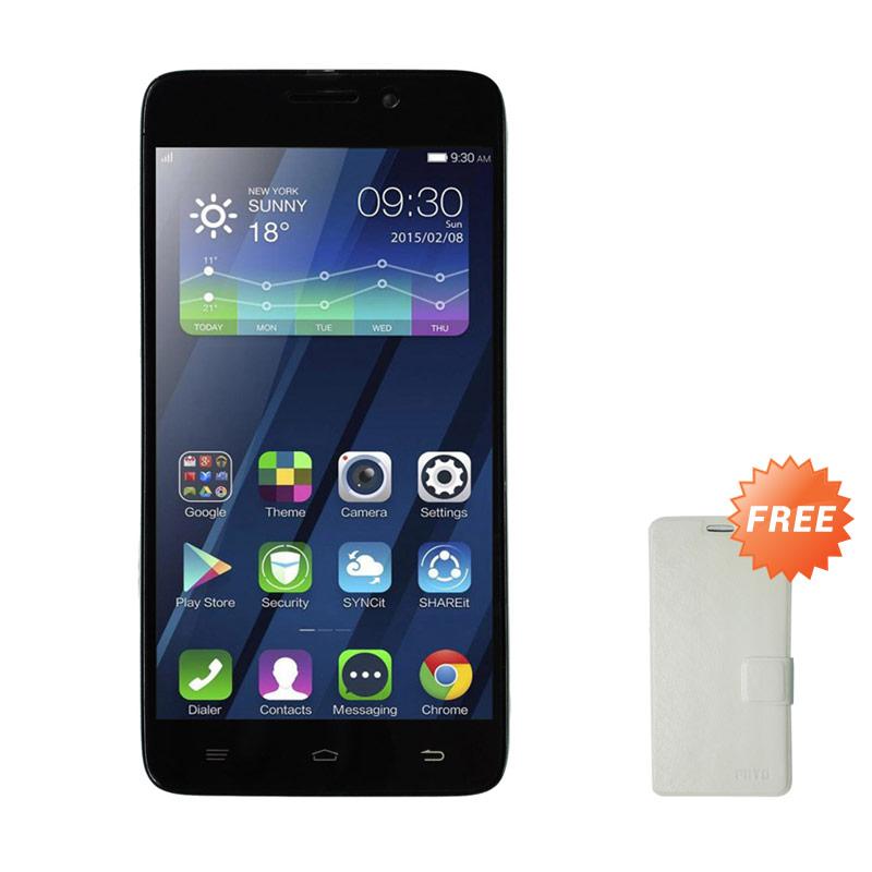 harga Mito A550 Fantasy Style Smartphone - White [16GB/ 2GB/ 5MP] +