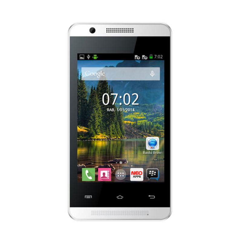 Mito A750 Fantasy Lite White Smartphone