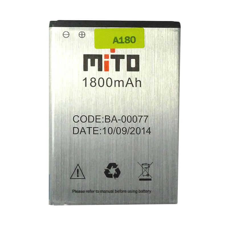 Mito BA-00077 Baterai Mito A180 Fantasy Lite