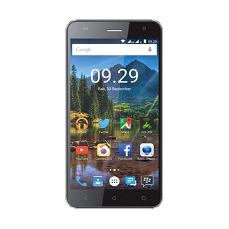 Mito Fantasy One A33 Smartphone - Hitam [16 GB]