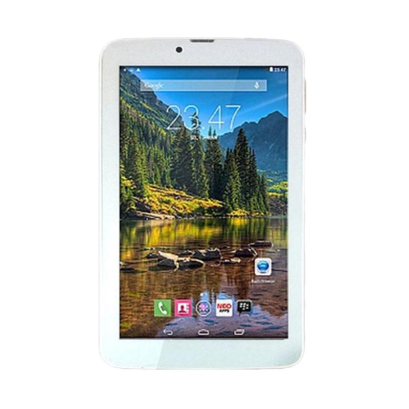 Mito T89+ Smartphone - Putih [8 GB]