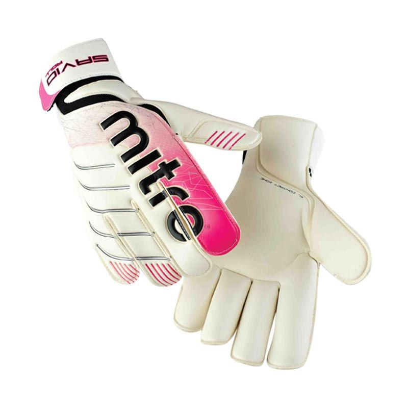 Mitre Goalkeeping Gloves Savio Roll