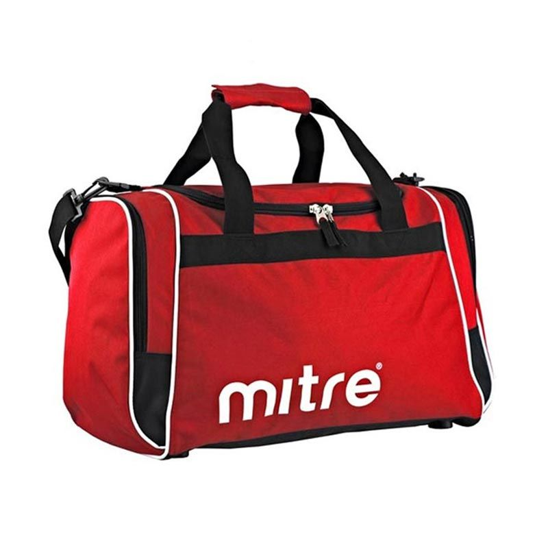 Mitre Activate Holdall Small Bag Red