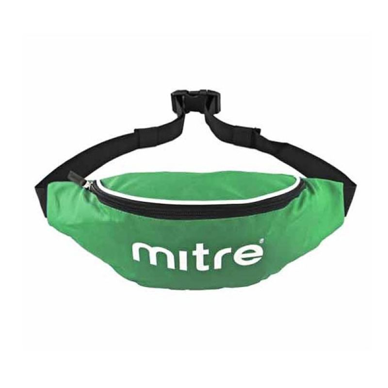 Mitre Activate Waist Bag Green