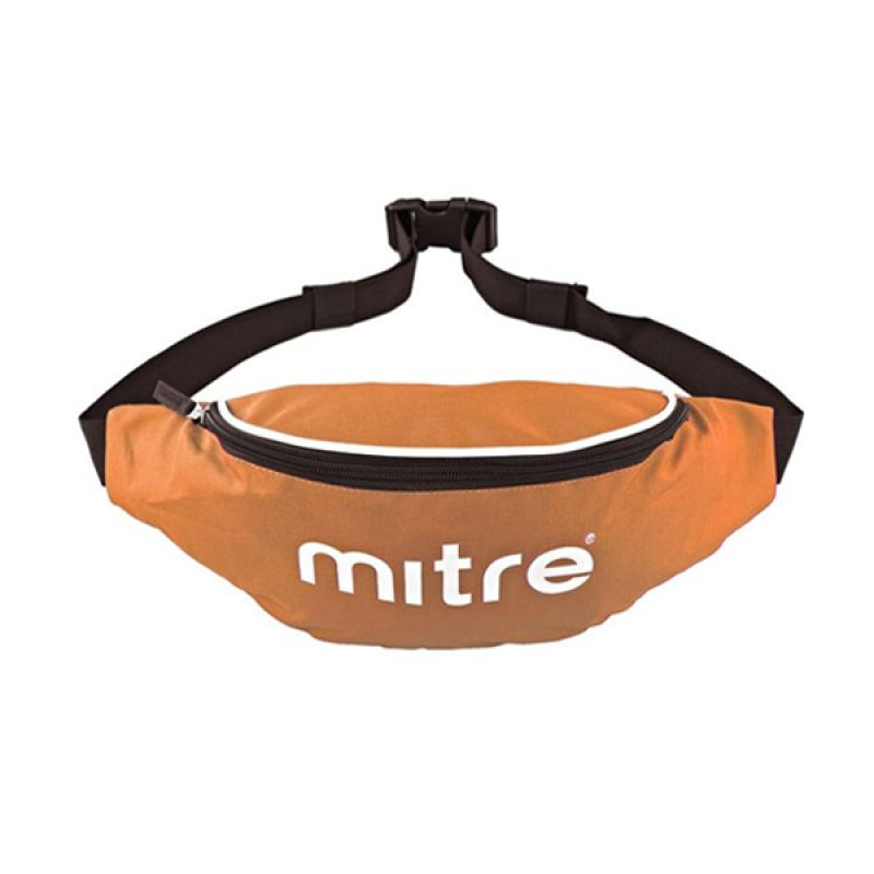 Mitre Activate Waist Bag Orange Black