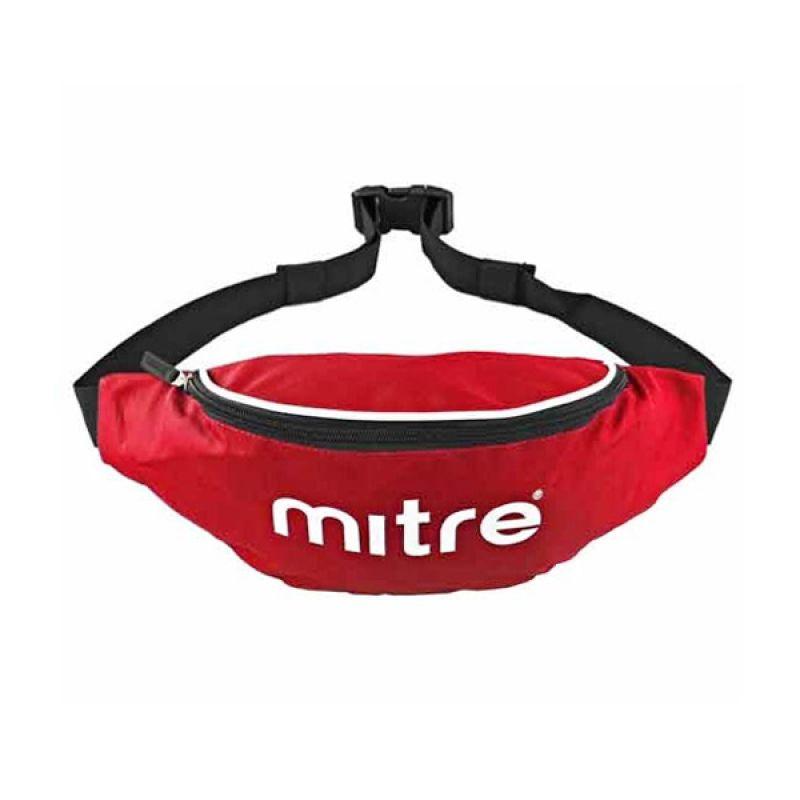 Mitre Activate Waist Bag Red Black