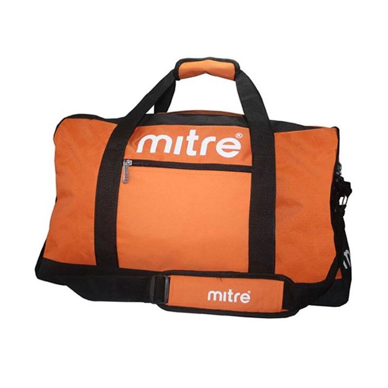 Mitre Aerial Holdall Bags Orange (Junior)