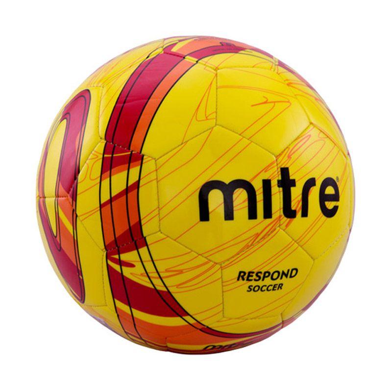 Mitre Respond No. 4 Kuning Bola Tanding