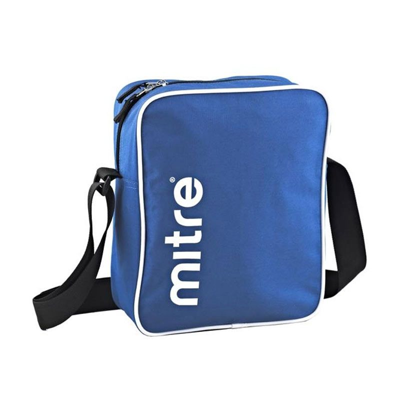 Mitre Shoulder Bag Blue