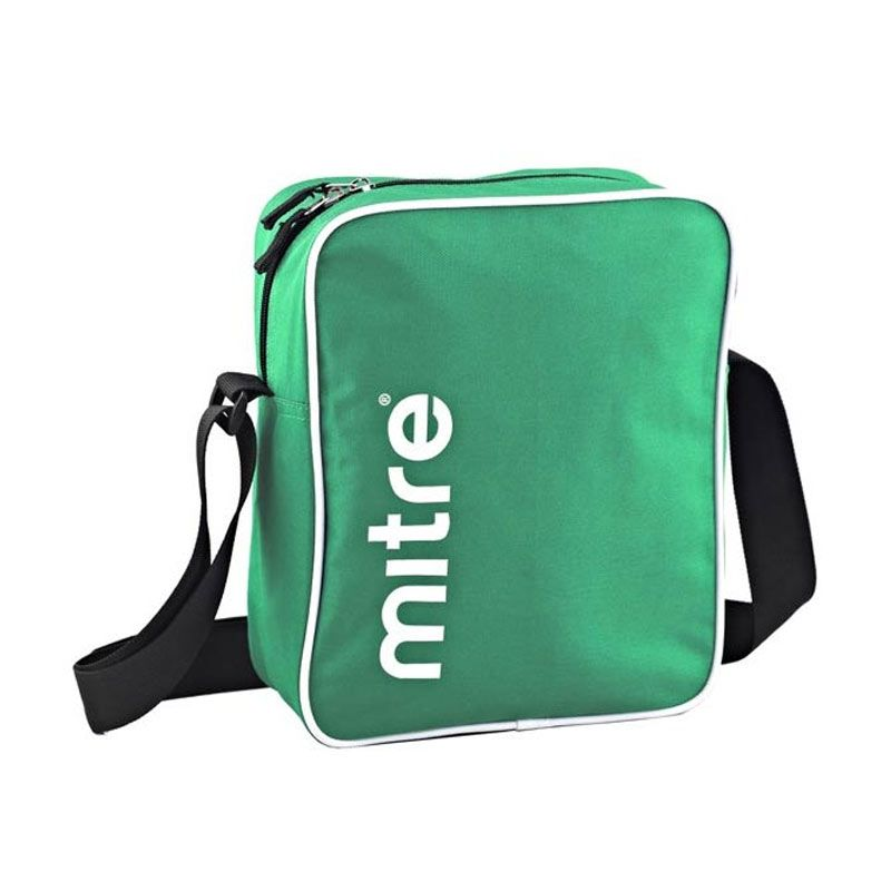 Mitre Shoulder Bag Green