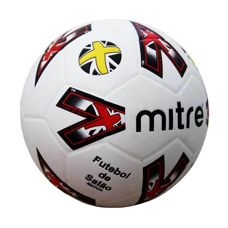 Mitre Soccer Ball Futebol De Salao No. 4 White