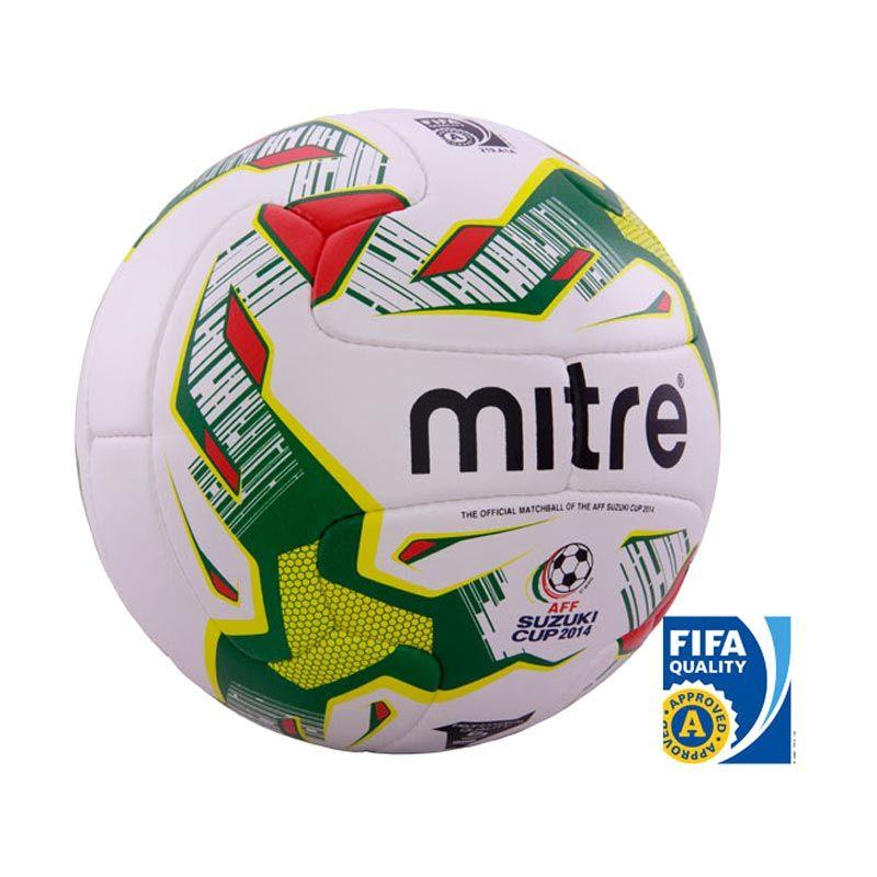 Mitre Soccer Delta V12S Bola Sepak