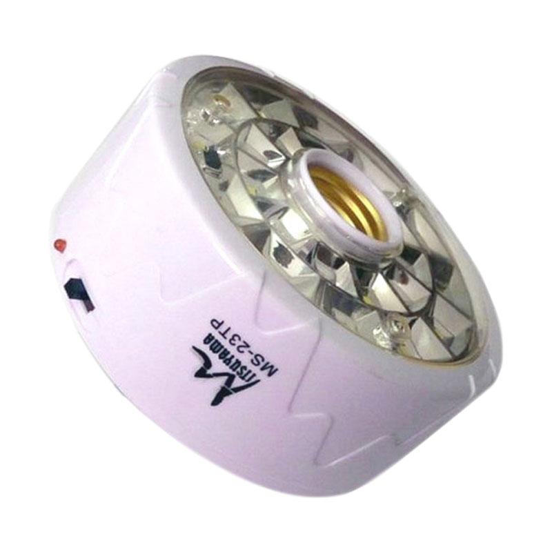 harga Mitsuyama 23TP LED Lampu Emergency with Remote Blibli.com
