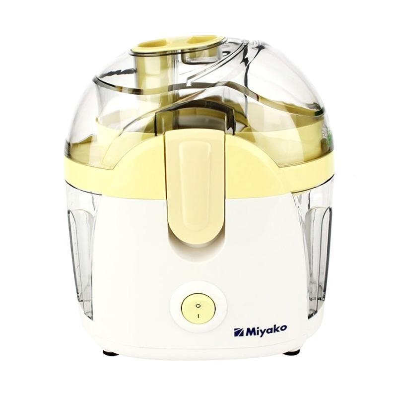 Miyako JE-507/607 White Yellow Juicer